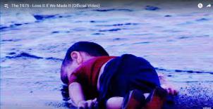 Alan Kurdi, niño refugiado sirio que murió en la playa. Tenía cerca de tres años.